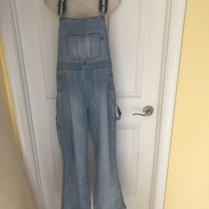 Vintage Polo Jeans Co. Denim Overalls Small